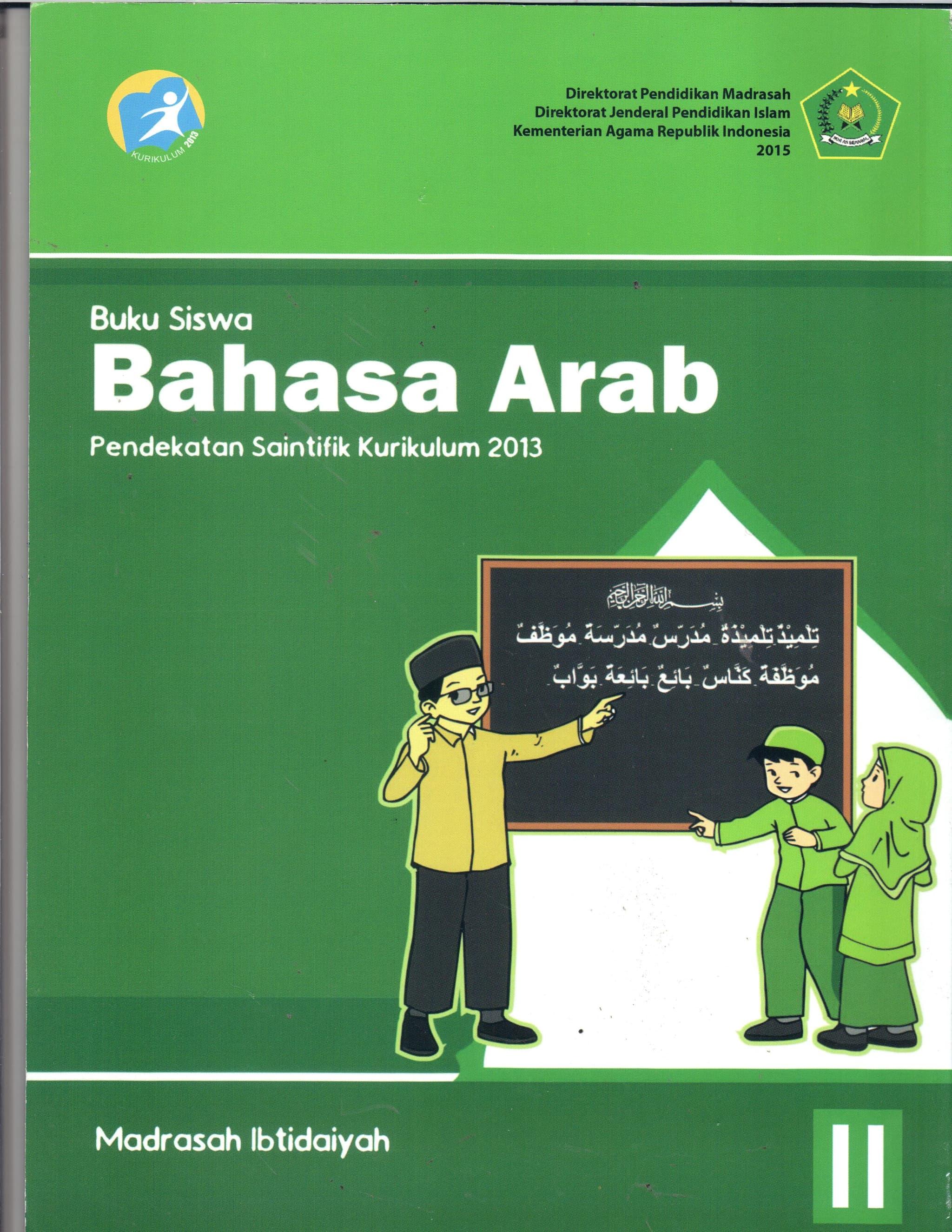 Hasil gambar untuk buku b. arab mi