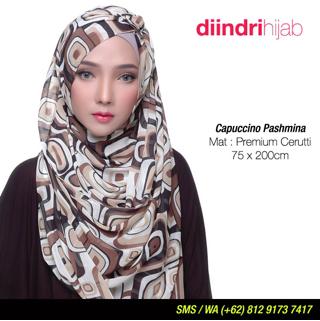 Jual Pashmina / jilbab / kerudung / hijab motif / pasmina