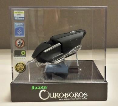 RAZER Ouroboros Ambidextrous wireless gaming mouse
