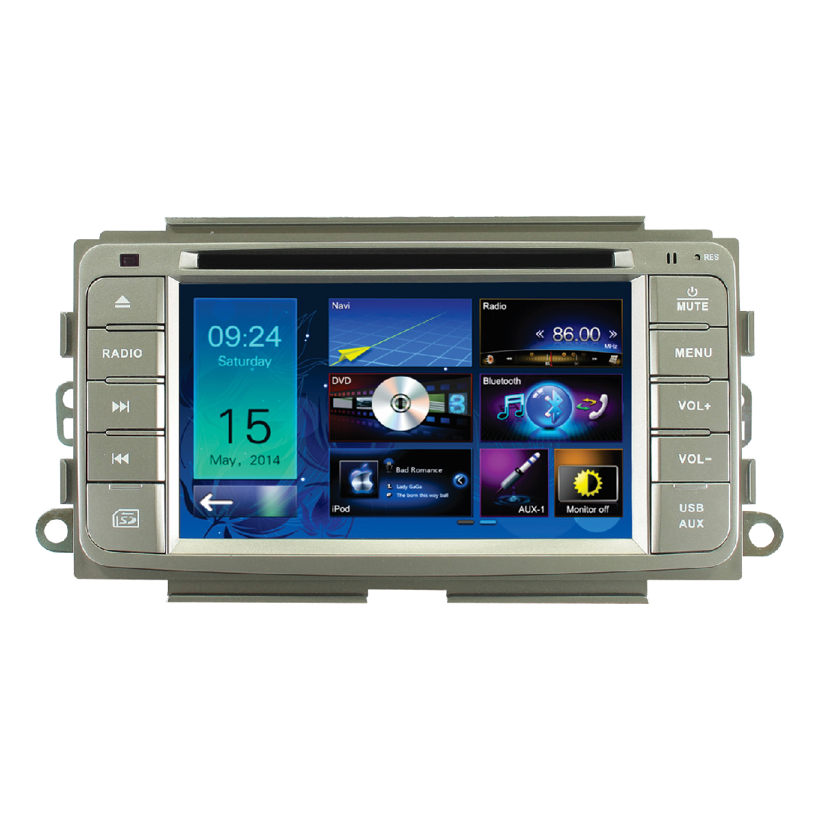 Jual Mobiletech Headunit Android For Ignis 9 Inch Kalung Etnik 3203 08 Head Unit Double Din 62 Agya Ayla