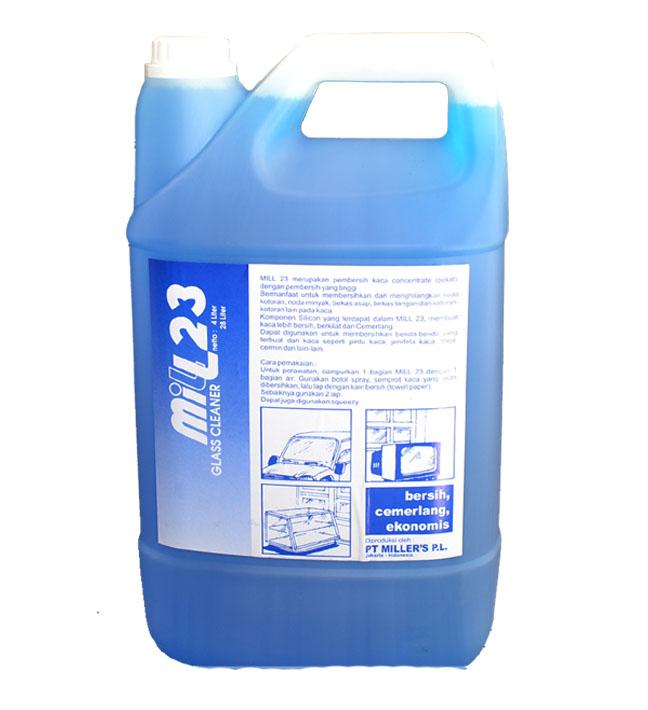 MILL  Glass Cleaner 4 Liter - Blanja.com