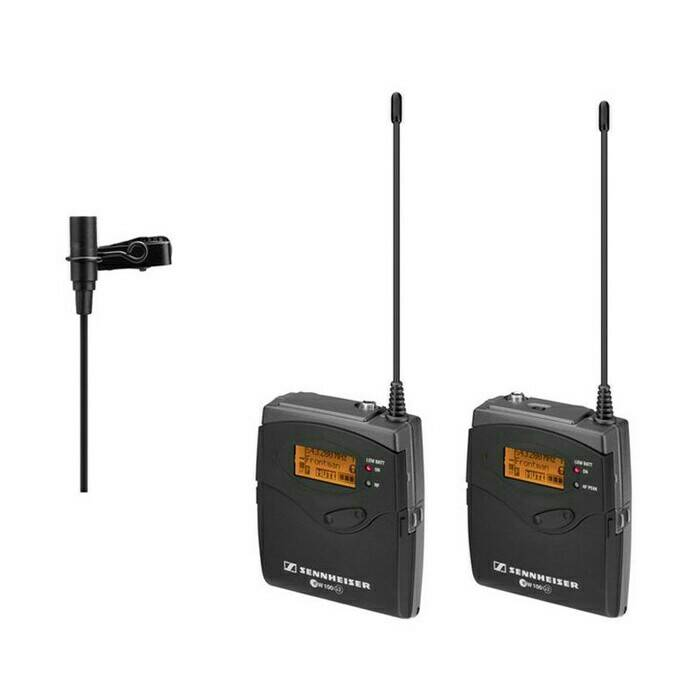 harga Mic Sennheiser Ew 112-p G3 (me2 Clip-on Wireless) Blanja.com