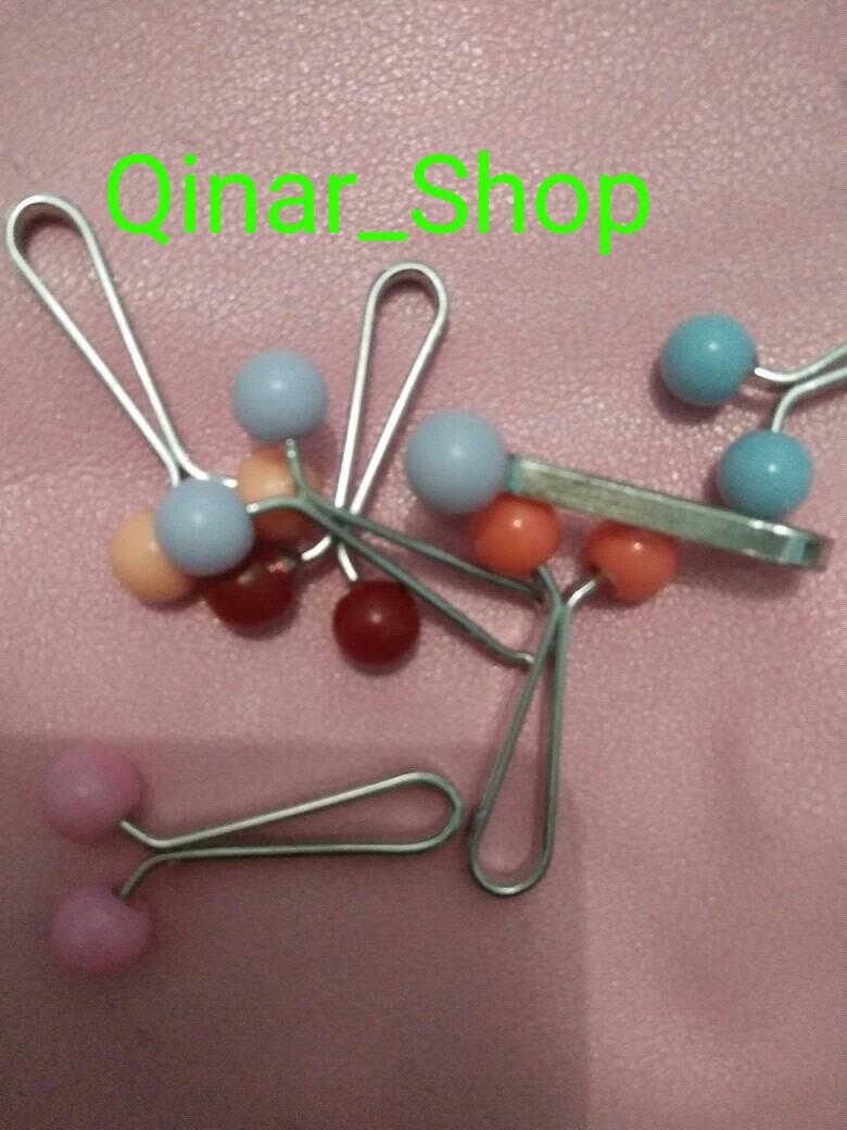 clip jilbab/peniti turki/peniti Hijab