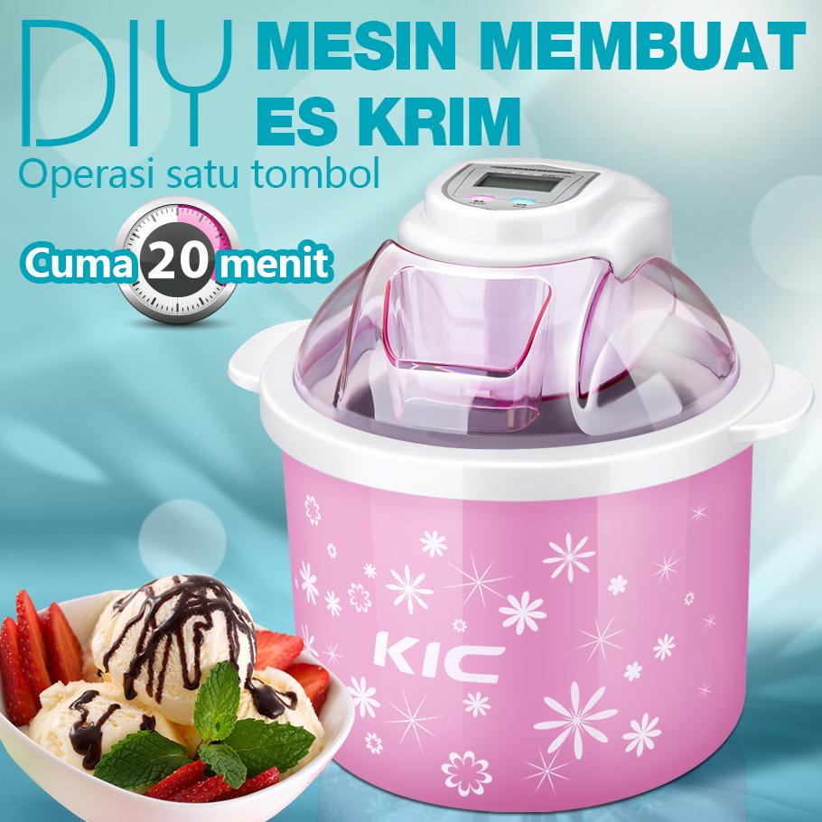 Ice Cream/Ice Cream Maker/Scoop/Minum/KIC