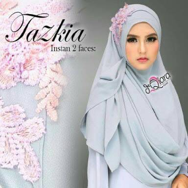 jilbab instan kiara / hijab / kerudung / bergo / khimar