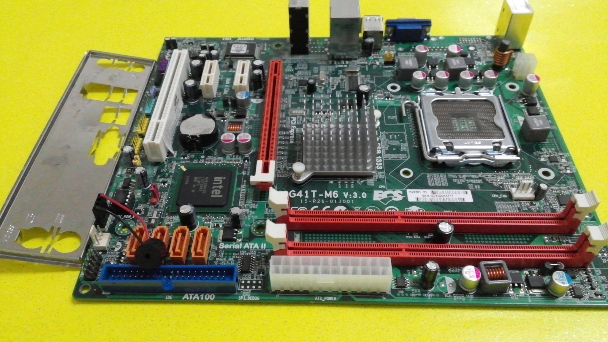 ECS G41T-M6 (V2.0A) Drivers PC