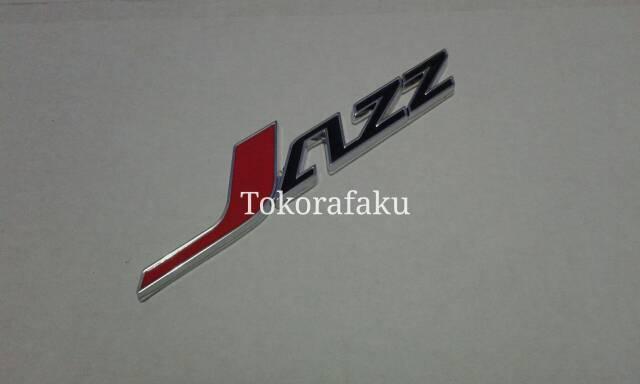 Emblem Jazz Eklusif Jdm