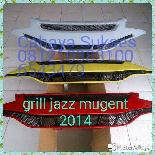 Grill jazz 2016 mugen