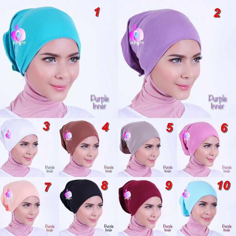 INNER PURPLE by Apple Hijab