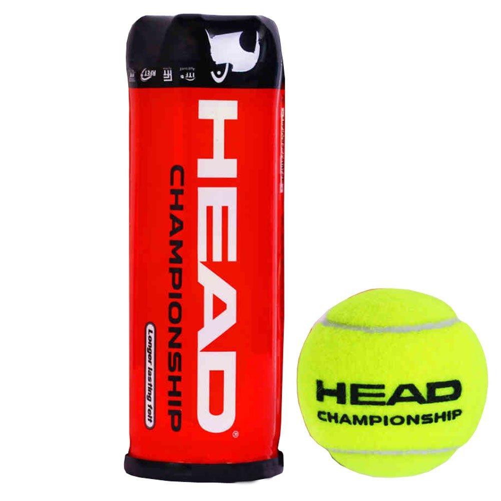 Jual Bola Tenis Head Championship Tennis Ball Isi 3 Basis Sports Tokopedia