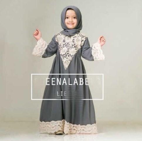 HIJAB ANEBELLA KIDS /Baju muslim anak /Gamis anak-anak