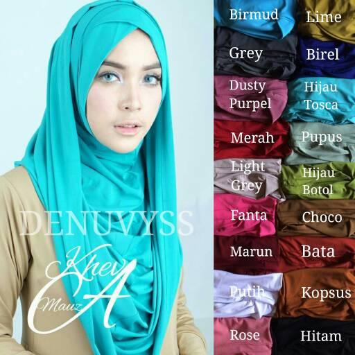 Hijab Instan Murah long Qonita