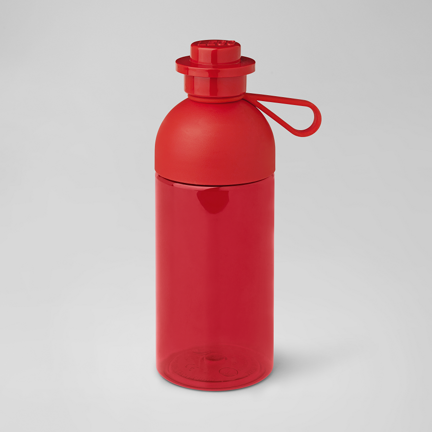 LEGO RC40420001 Red Hydration Drinking Bottle 0.5L