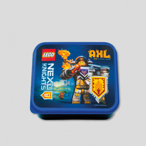 LEGO RC40501734 Nexo Knights Lunch Box Blue