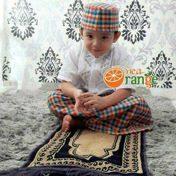 Jual Baju Koko + Sarung anak Instant - Kalderizer shop | Tokopedia