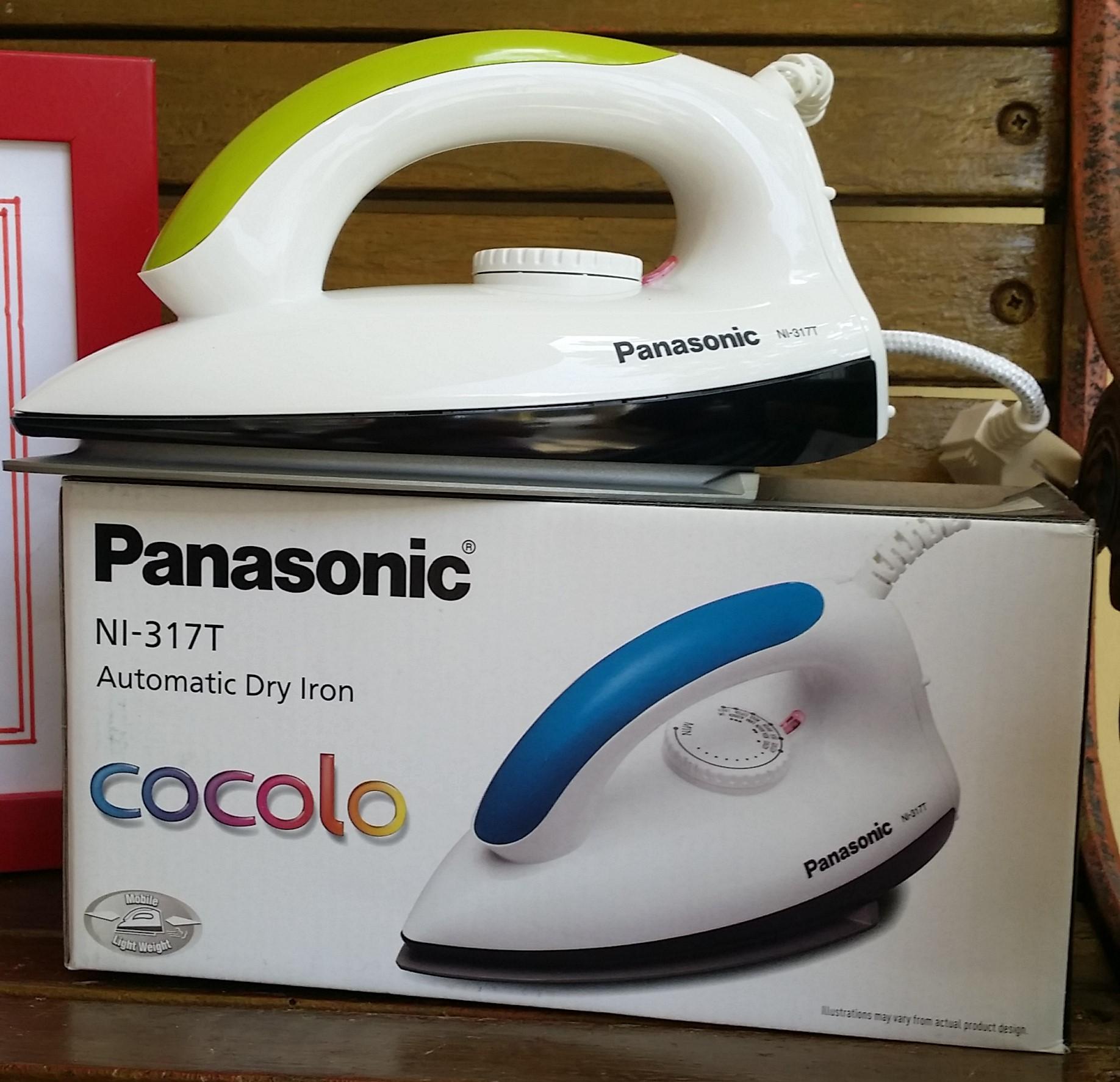 Jual Setrika Panasonic Cocolo NI 317T