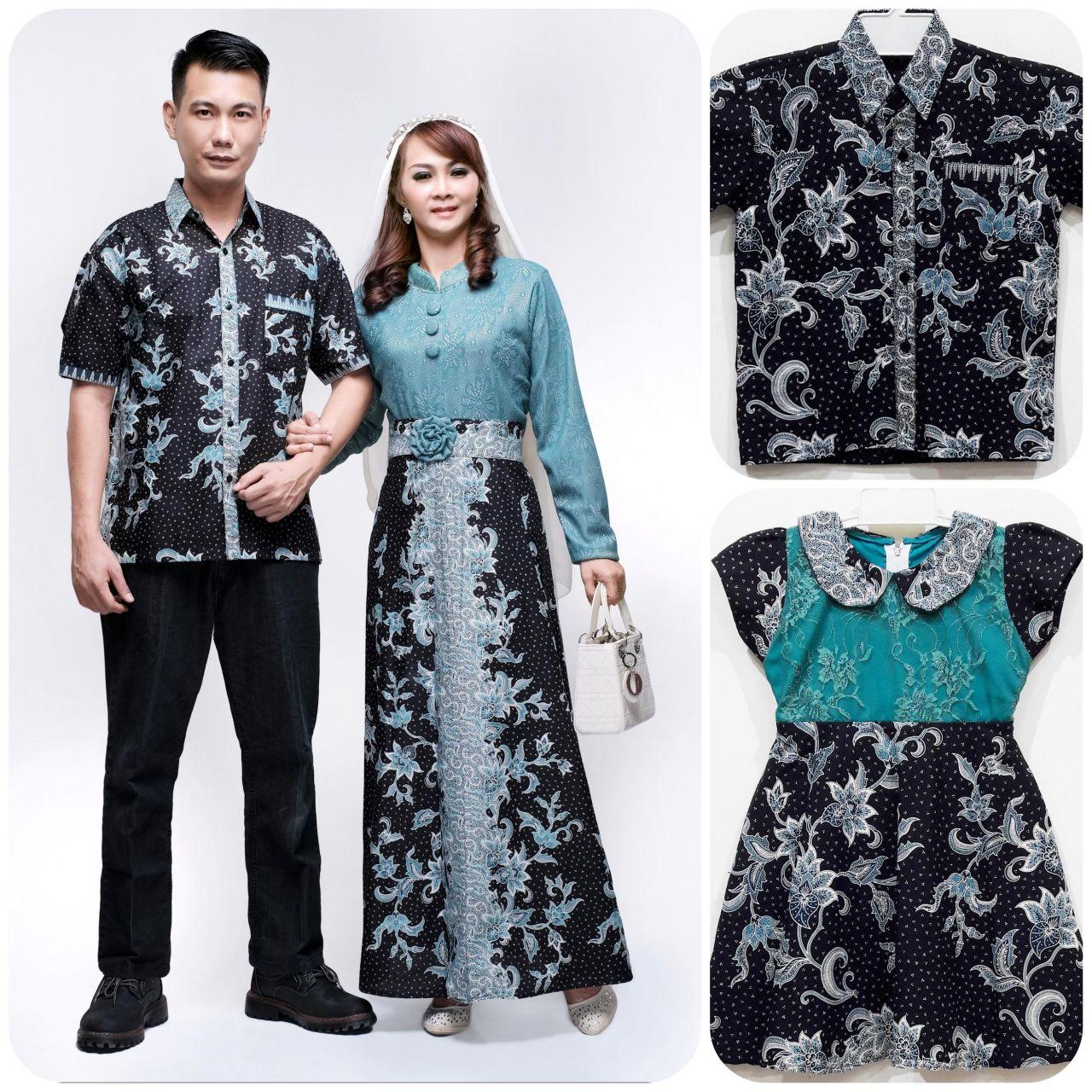 Jual Batik Family Batik Sarimbit Keluarga Batik Keluarga