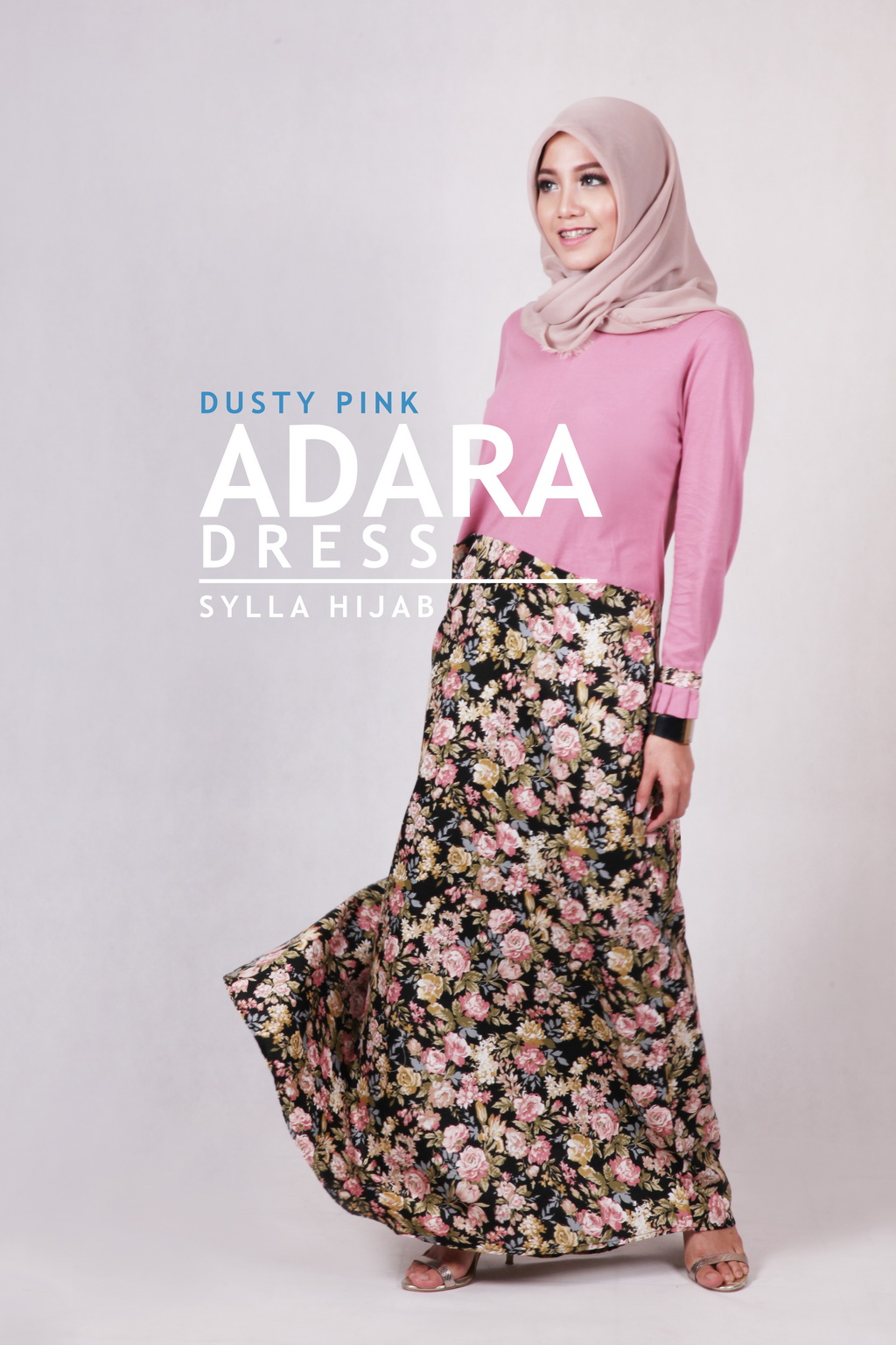 SYLLA HIJAB Dress Adara
