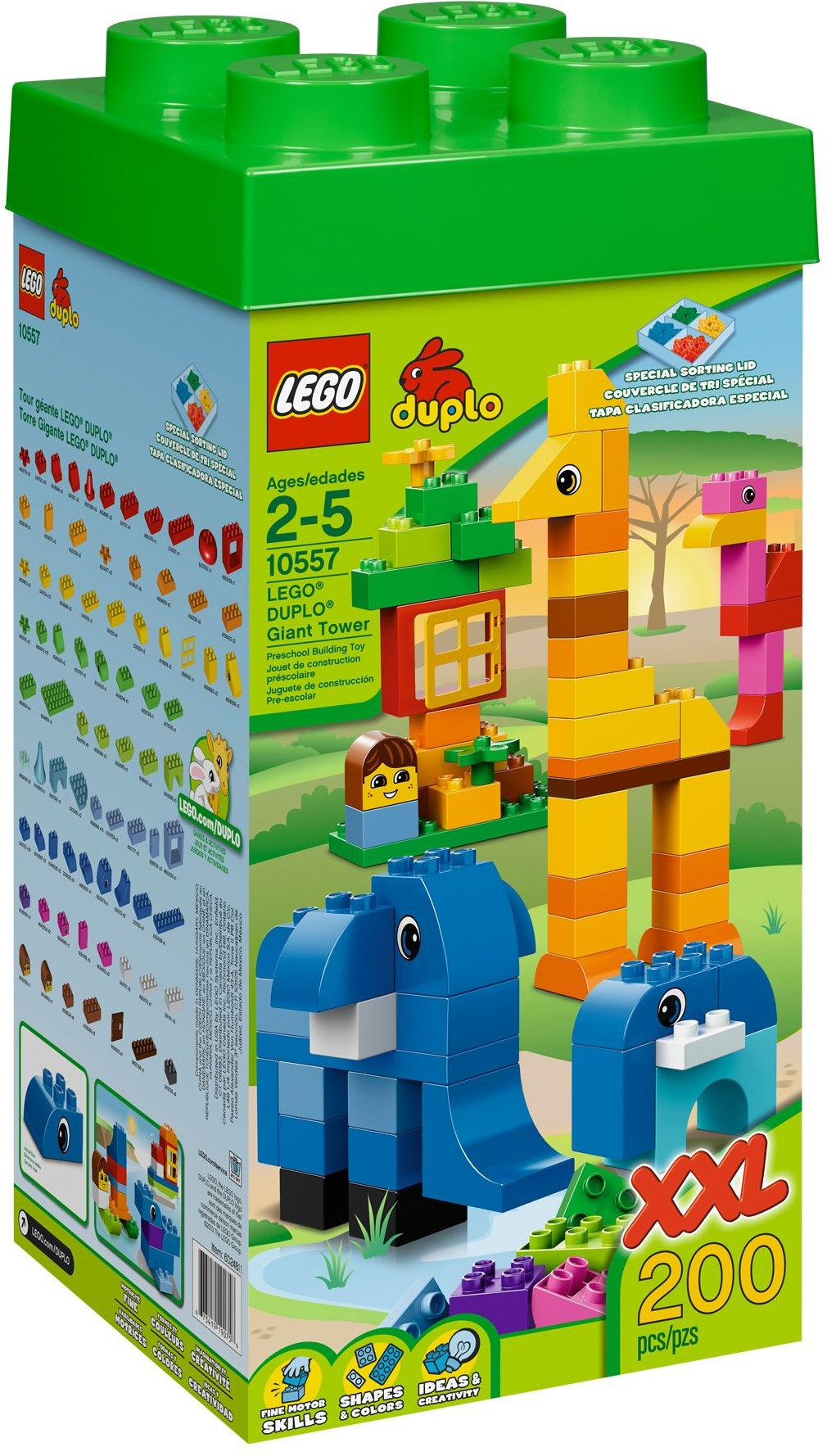 LEGO 10557 - Duplo - Giant Tower