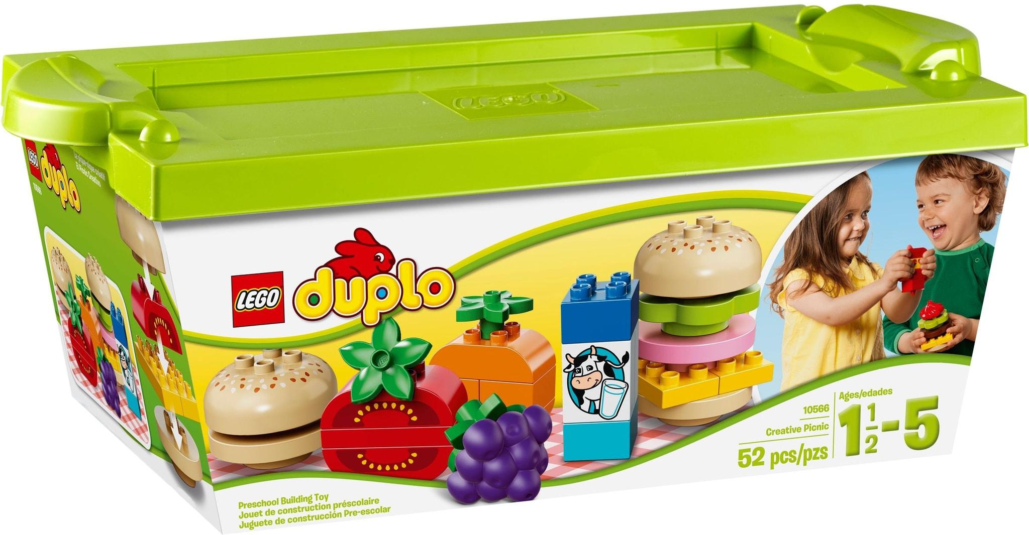 LEGO 10566 - Duplo - Creative Picnic