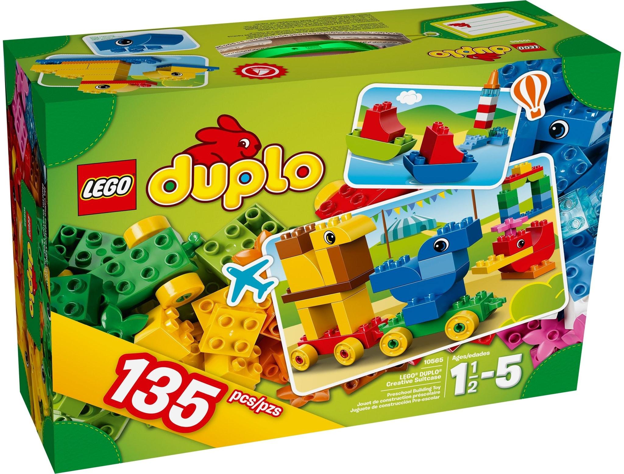 LEGO 10565 - Duplo - Creative Suitcase