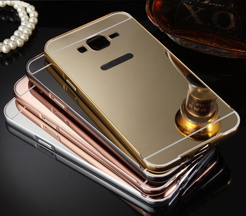 save off a90b0 342be Jual Bumper Case Mirror Samsung Galaxy J7 - DKI Jakarta - Rejeki ...
