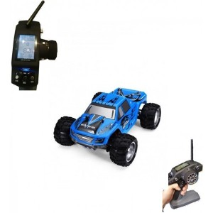 WL A979C Monster Truck 1/18 2.4Gh 4WD + Upgrade Remote LCD RTR