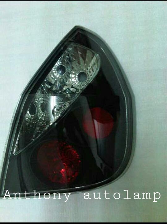 Stoplamp Honda Jazz Kristal Smoke/Stop Lamp Jazz/Lampu Belakang Jazz