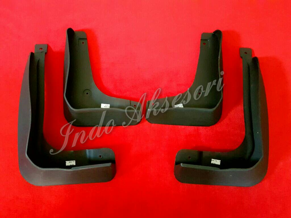 Mud Guard Jazz All New RS JSL Tahanan Lumpur Kepet Roda Honda