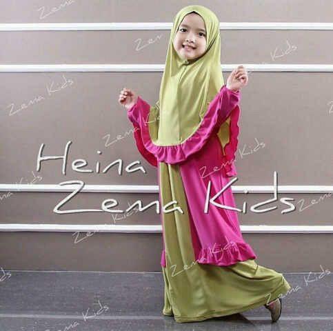 Veina Kids Hijab Set