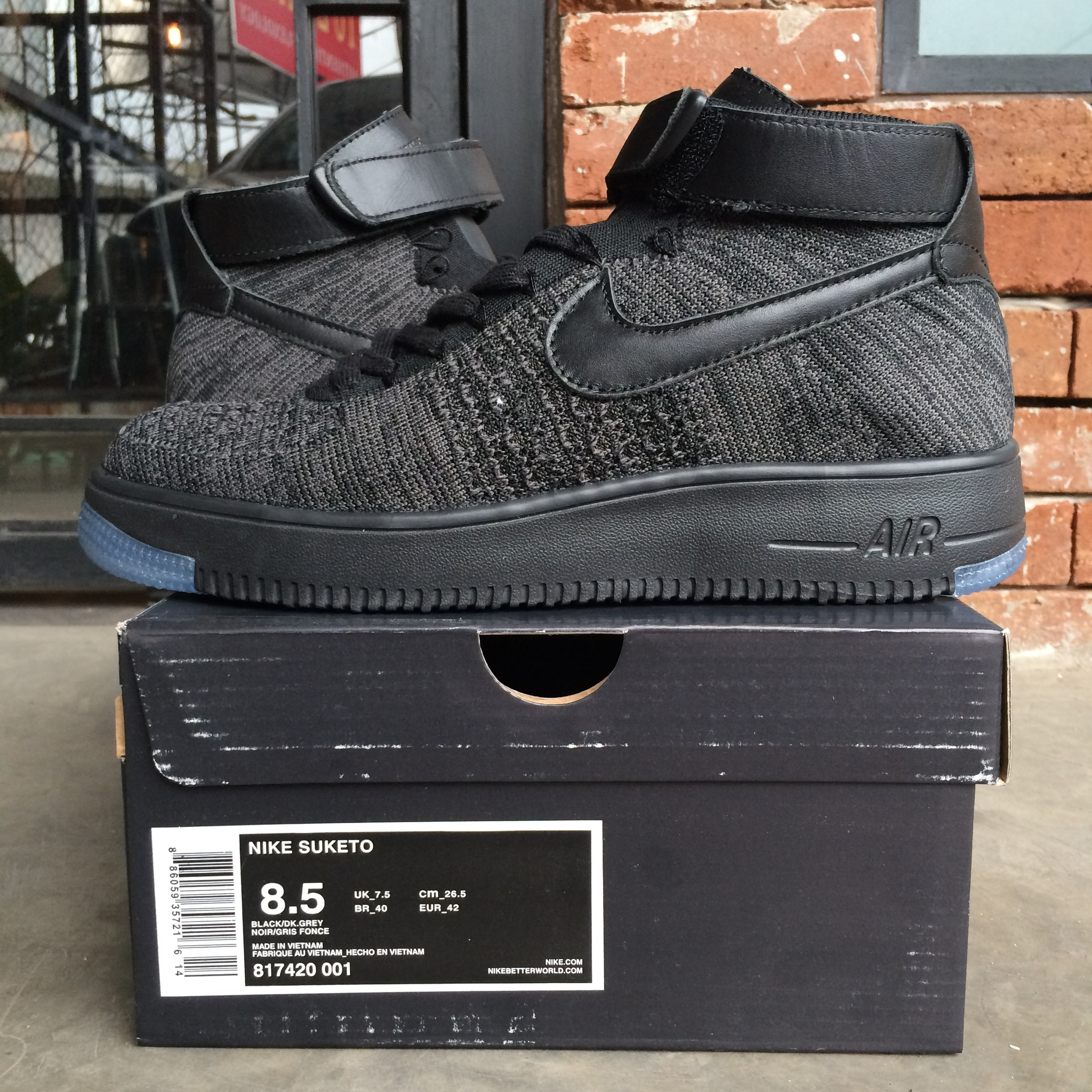 size 40 41121 80065 jual nike air force 1 original