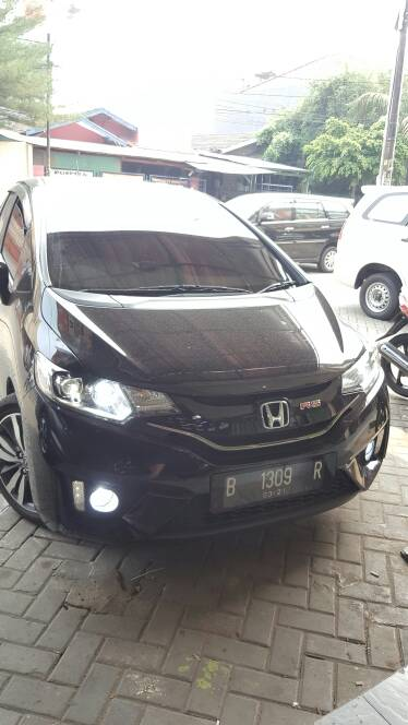 led headlight Foglamp Jazz RS