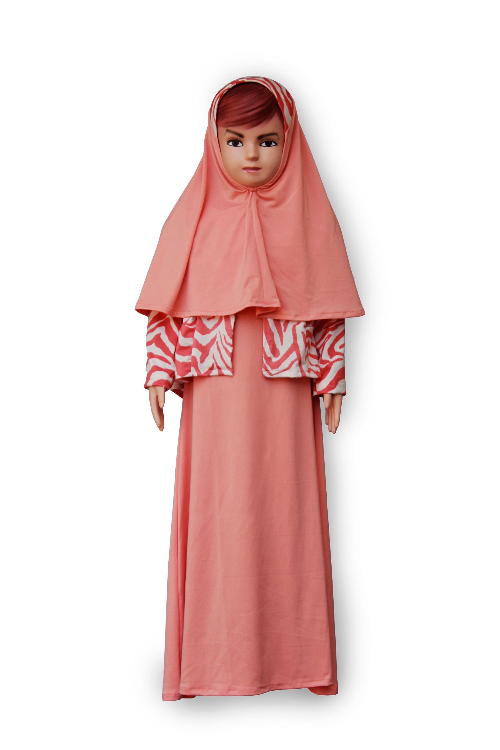Baju Gamis Anak Perempuan Murah 1 - 5 tahun