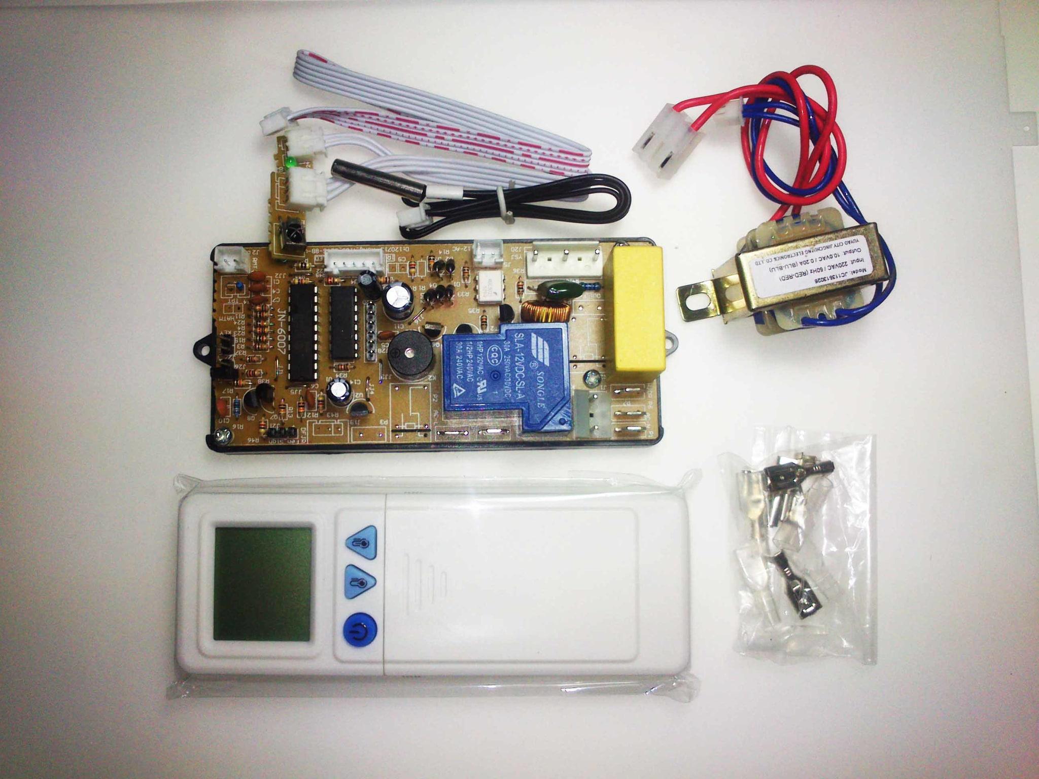 Jual Pcb - Board - Modul Ac Multi  Universal