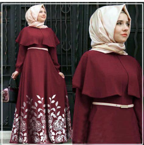 Hijab Andiani Rose (Konveksi Supplier Jakarta)