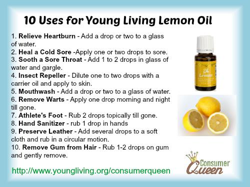 Me Young Living Lemon