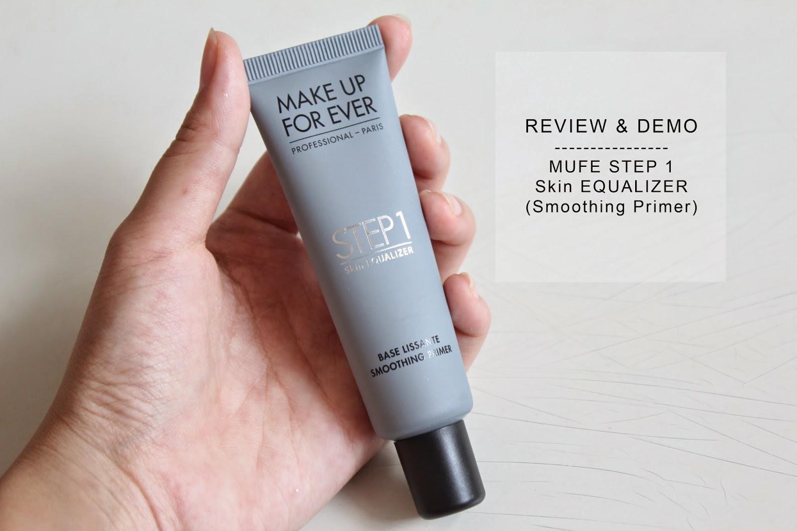 Makeup Forever Smoothing Primer Uk