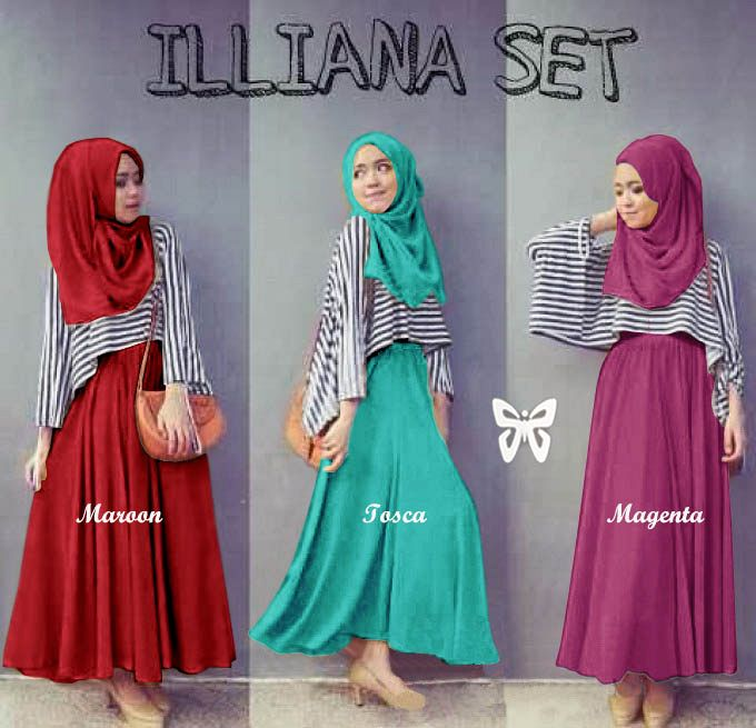 171 iliana hijab gg