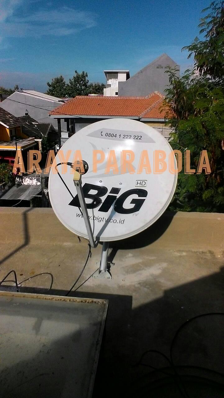 Parabola Ninmedia Dengan Burger S HD