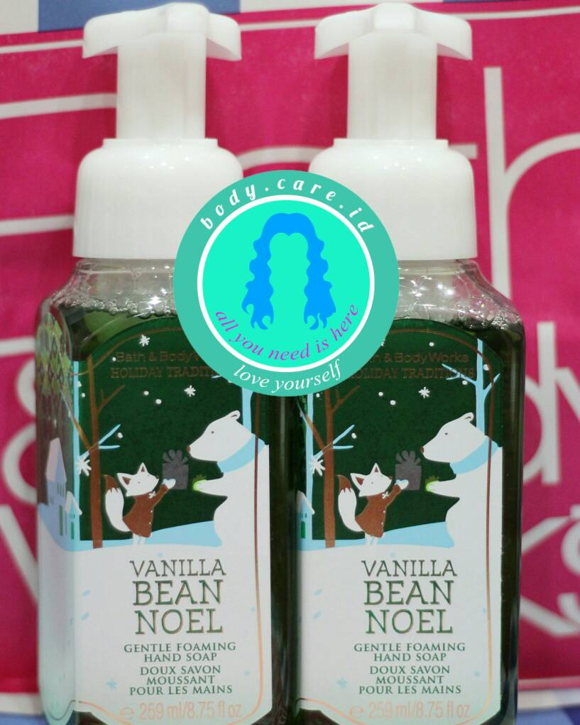 Bath And Body Works - Handsoap - Vanilla Bean Noel