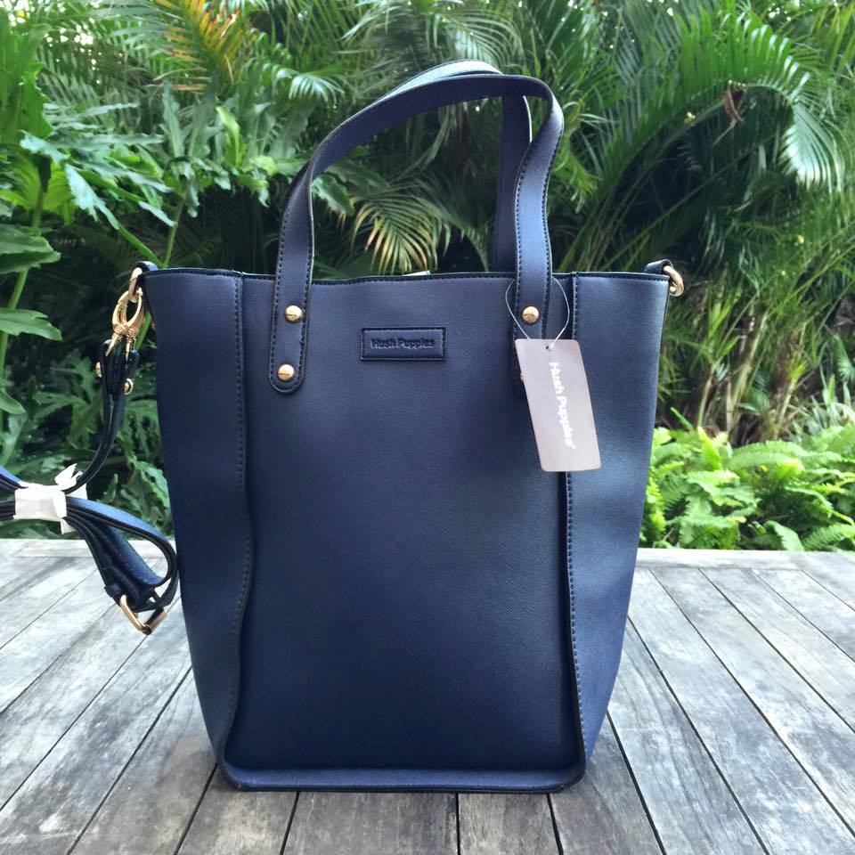 Jual Tas Wanita Original Hush Puppies Portia Navy - HECC Shop ... 434c0cd4d5
