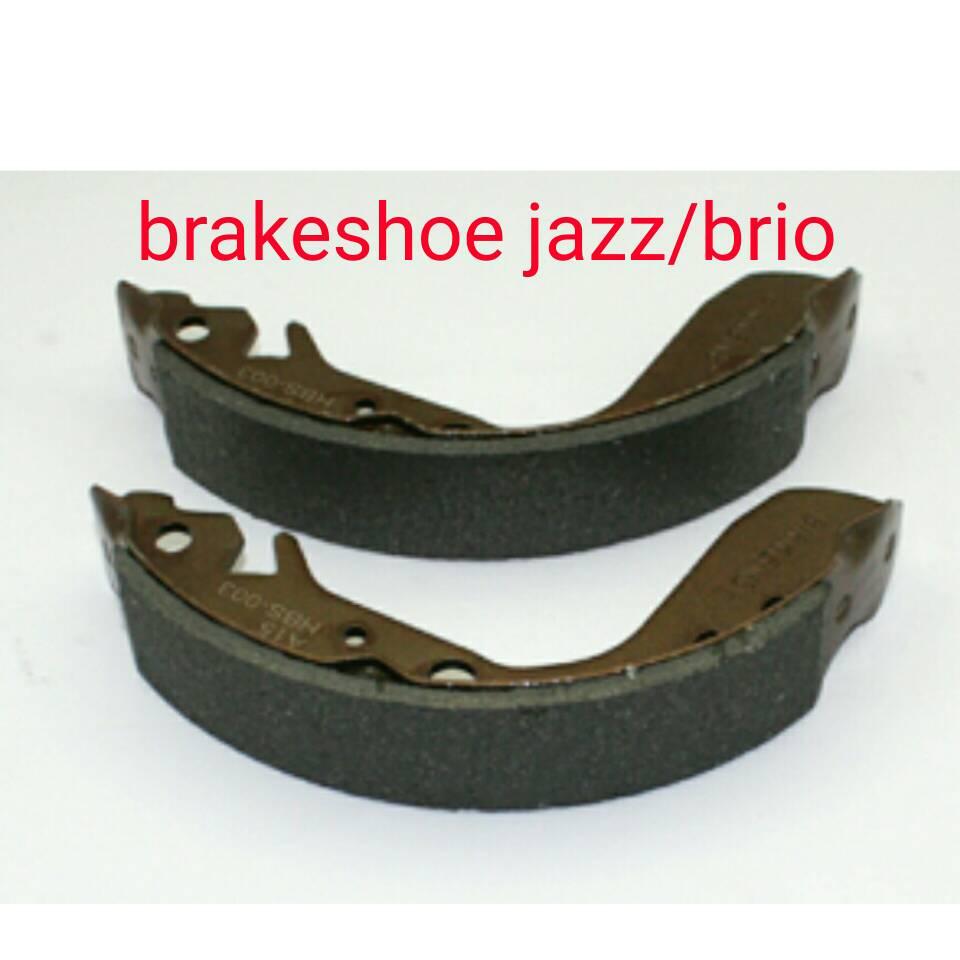 brakeshoe jazz/brio