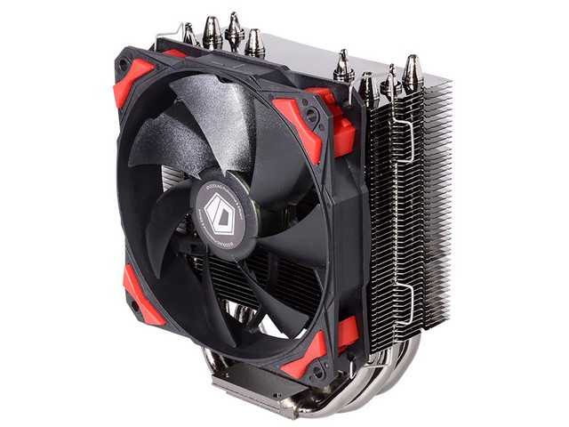 ID-COOLING SE-204K CPU Cooler (Intel / AMD)