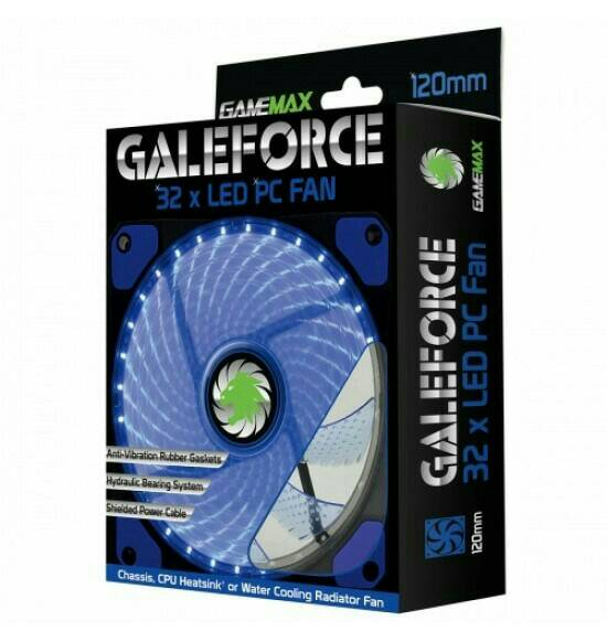 Fan Casing Galeforce Gamemax (32 Led)