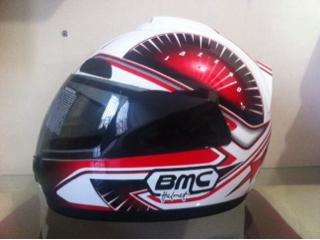 Helm BMC jazz fullface murah