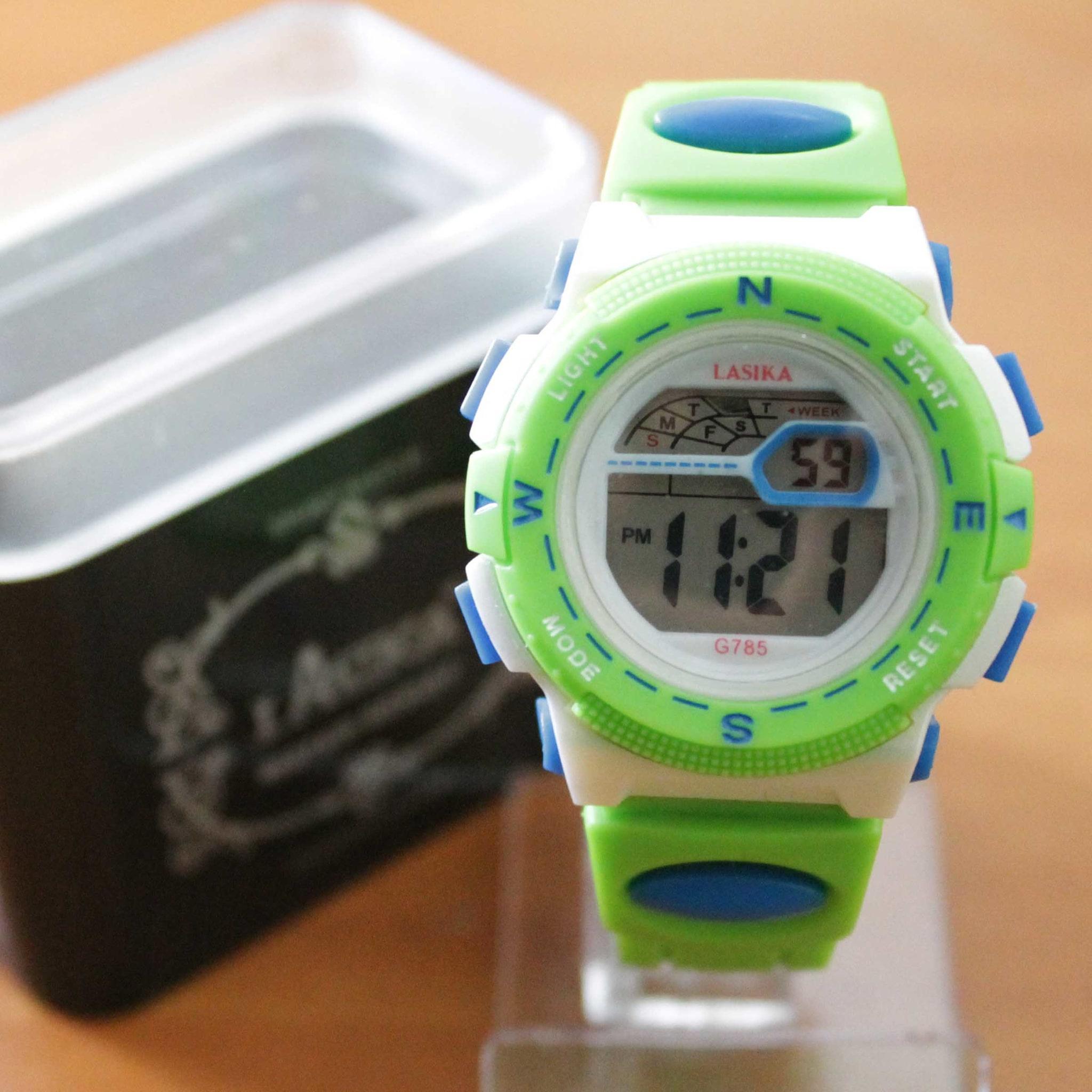 Jual jam tangan digital anak anti air murah terbaru digitec gshock qnq ... 0aa2eaebe1