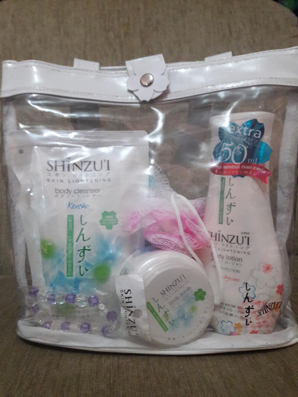Jual Paket E Sabun Shinzui Sk888 Shop Tokopedia Body Cleanser