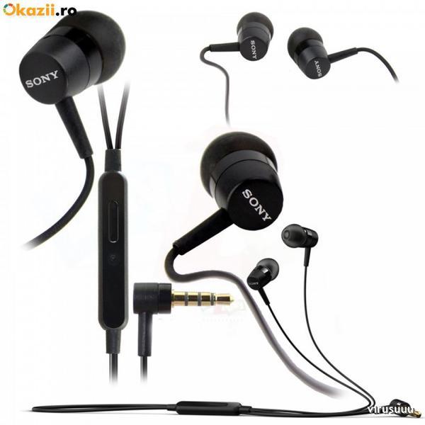 Jual >> Handsfree Earphone Headset Sony Xperia MH750 ORIGINAL ORI MH 75 - Genji ACC | Tokopedia