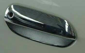 Cover & Outer Handle All New JAZZ Chrome