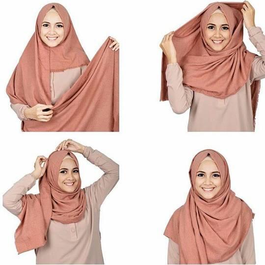 Pashmina Supernova Semi instan Pastan Jilbab hijab grosir